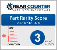 Rarity of 2310742075