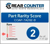 Rarity of COAP7A262B