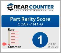 Rarity of COAR7141G